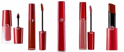 2018唇膏熱賣色Top 5!Chanel Dior Giorgio Armani 8個專櫃口紅色號完整分析