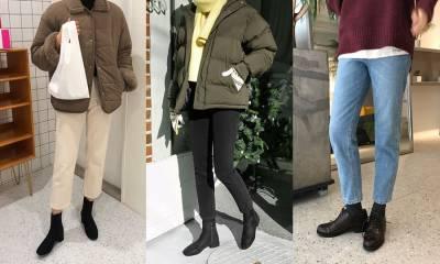 冬天穿搭拍起來超胖?跟著網拍模特兒學顯瘦POSE,馬上拍出-5kg美照!