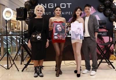 歐洲時尚彩妝品牌 最繽紛多彩的「INGLOT」首家專櫃正式進駐微風南山