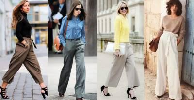 看安海瑟威 劉雯 高圓圓及嘉貴妃辛芷蕾如何示範3招:比例超好的「秋冬寬褲」穿搭!