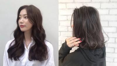 2019顯白髮色推薦,韓國女明星最愛的深髮色TOP5,這幾色都美呆了!