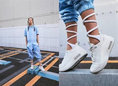 女生專屬的Nike Air Max氣墊鞋!從配色到設計都可愛無敵