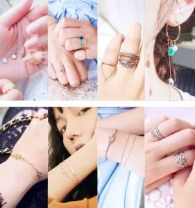日劇女主角的最愛!10大超人氣高CP值日系輕珠寶品牌!