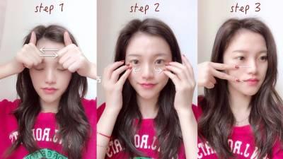 過敏紅血絲不再來!5步驟簡易按摩消滅紅腫臉