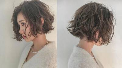 2019春夏爆款髮型「蓬鬆捲短髮」!空氣感鮑伯頭,連朴信惠都無法抵抗的魅力~