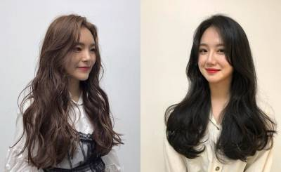 Jennie 娜恩留長直髮更遮肉?不同臉型適合的「絕對小臉」長髮造型!