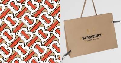 Burberry大動作改革!鹹魚終於翻身,自換LOGO後去掉「塑膠包裝」成時尚領頭羊