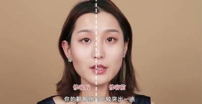 圓臉 方臉都能變巴掌臉!不同臉型,一秒上相的修容神技,臉馬上就變超小(四款推薦修容產品)