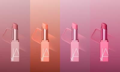 影/3天就賣到斷貨的Nars嫩唇膏回來了!全新亞洲限定4色,一定要搶一波!