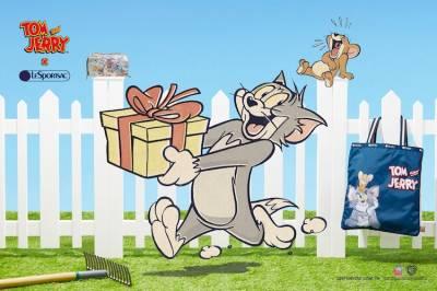 回憶滿滿!《湯姆貓與傑利鼠》跳上「這款」包包,繼續追趕跑跳碰...