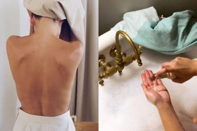 背痘要消 洗澡是關鍵!抗菌沐浴乳這樣用才有效,加碼推薦身體抗痘沐浴乳