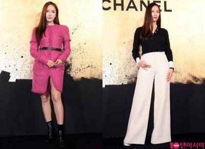 Jessica Krystal開拍第二季?鄭氏姐妹穿搭重點,明明是親姐妹風格卻差超多