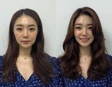 換個髮型換張臉!韓國髮型師公開堪比整形的小臉髮型,臉直接小一半