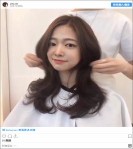 2019下半年大勢預感!韓國隨性「BORDER燙」不同長度捲髮範本,不用整理剛睡醒都美