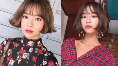 韓國超夯5款「免整理短髮」髮型!起床就有造型感 3分鐘內出門,上班通勤族必備!
