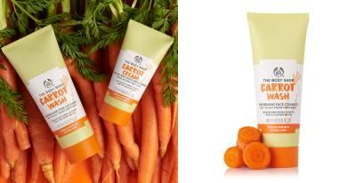 夏天面膜 沐浴乳推薦!香蕉 胡蘿蔔做的保養品,是給肌膚吃的「超級食物」
