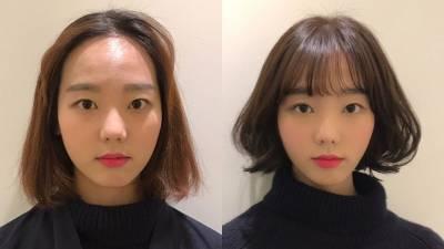 換個瀏海換張臉!髮型師公認3大必剪的「改變臉型」瀏海,高額頭 嘴邊肉瞬間消失!