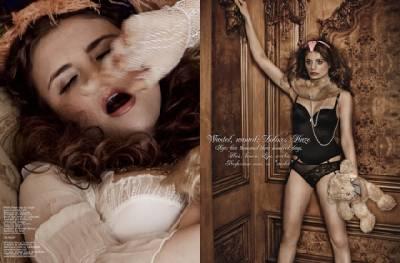性感與可愛的完美交集,蘿莉塔的甜蜜夢鄉
