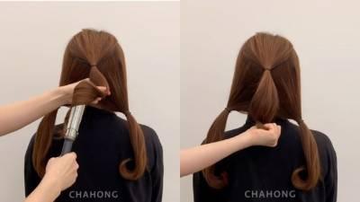 韓國髮型師親授「3點燙捲」技巧!長髮 中短髮跟著燙,波紋更自然 捲度超持久!