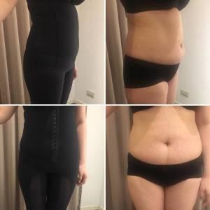 【塑身衣推薦】維娜斯塑身衣讓我產後的肚子消失了,連老公都說我這次沒有亂花錢!