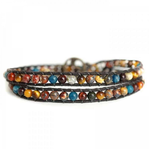 這款水晶引領歐美時尚 讓歐美明星也愛不釋手的水晶手環 時尚穿搭又有正能量