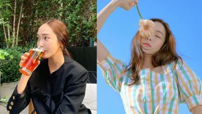 2019女星「秋冬髮色」圖鑑!LISA髮色點名率超高 Jessica 李聖經棕髮色顯白又顯嫩,秀智根本仙女下凡!