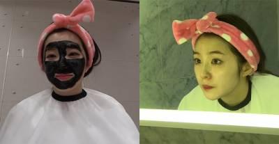 肌膚比珠寶還華麗透亮~追上Irene的好膚質,得從洗臉就開始講究