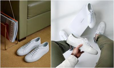 白鞋永遠缺一雙!從梅根 蔡依林到艾瑪華森都瘋搶,這6家歐美小白鞋放進購物清單.