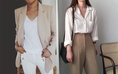 「大胸部」女孩穿搭推薦!這4個「穿衣胸型不顯胖」技巧,直接視覺顯瘦10公斤!