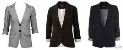 10 秒掌握 關於西裝外套 妳必須知道的搭配常識