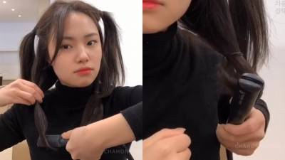 韓國上班族最愛「微捲」髮型!髮型師親授電棒3分鐘捲出漂亮弧度,超簡單修飾小臉