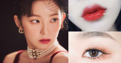 韓國整型範本公布!韓團Red Velvet Irene裴珠泫擊敗宋慧喬奪冠,保養 上妝攻略全公開