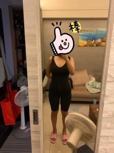 【量身訂做塑身衣】維娜斯塑身衣的效果超乎我的預期,身材曲線真的變好很多!
