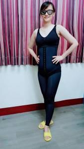 【塑身衣】塑身衣品牌的對決,我還是覺得維娜斯塑身衣真的好穿有效!