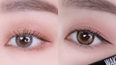 《梨泰院Class》金多美 瑟琪眼妝超電!單眼皮眼線 眼影技巧,畫對眼妝眼睛大一倍