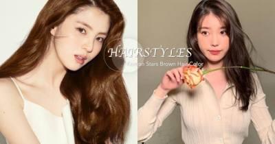 《夫婦的世界》韓素希「焦糖棕」髮色韓國超火!韓星棕色系髮色範本,宋慧喬亞麻棕超仙