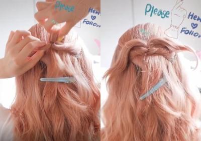 手殘者也能駕馭4款「編髮推薦」!輕鬆好上手連Angelababy愛的女神編髮也能簡單完成