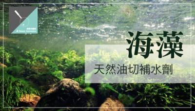天然油切補水劑「海藻」