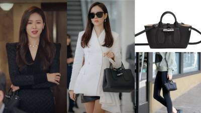 全智賢 孫藝珍都在背!2020韓星同款「黑色精品包」,LV Pont9 Dior Bobby最搶眼百搭