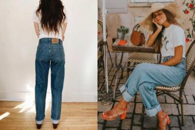蘿蔔腿救星就是它!夏天「這4款」超顯瘦牛仔褲推薦,買對視覺體重直接少一半!