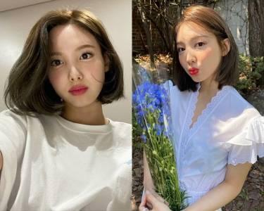 2020春夏韓星同款「及肩中短髮」髮型圖鑑!韓國最HOT中短髮推薦,Lisa 朴信惠都在剪