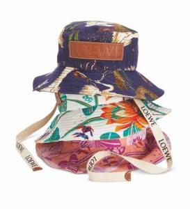 「漁夫帽」最修飾臉型!從「花色 材質 品牌」精準下手,6款2020年夏季人氣款一次看