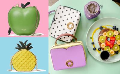 2020夏季用「水果蛋糕系」美包刷爆IG!Marc Jacobs Kate Spade...狙擊你的少女心