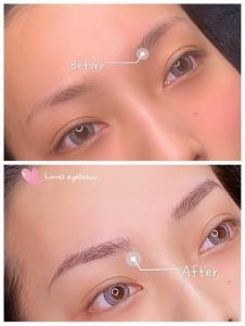 霧眉容易掉色嗎 我該如何選擇我要的眉型,霧眉整體呈現讓你臉型更完美