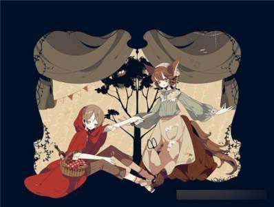 那些童話故事真實的暗黑結局..