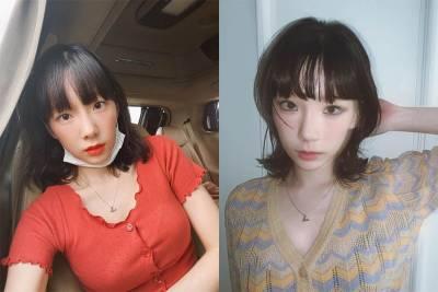 太妍瀏海一下立馬減齡5歲!視覺詐欺術,臉型判斷你哪種髮型最好看|髮型判斷