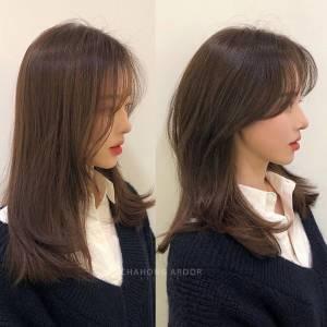 秋冬唯美「中捲髮3重點」小臉S型瀏海+鬢邊碎髮!看完直接預約美髮師了