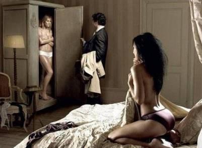 一對夫妻聊到外遇的談話,男人該看,女人更該看!