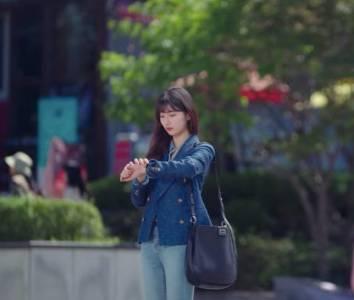 秀智主演韓劇《START-UP》沒錢讀大學卻有錢買名牌包!迪奧 浪凡 愛馬仕都有