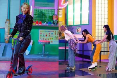 MAMAMOO BTS韓團大玩復古風!New-troMV加上年代感預告海報,根本爸媽年輕時的潮樣 韓團焦點